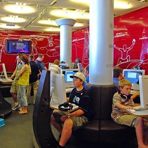 Интернет-кафе Кушвы