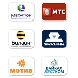 Операторы сотовой связи Кушвы