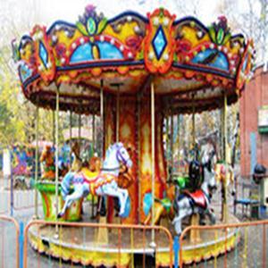 Парки культуры и отдыха Кушвы