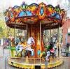 Парки культуры и отдыха в Кушве