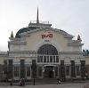 Железнодорожные вокзалы в Кушве